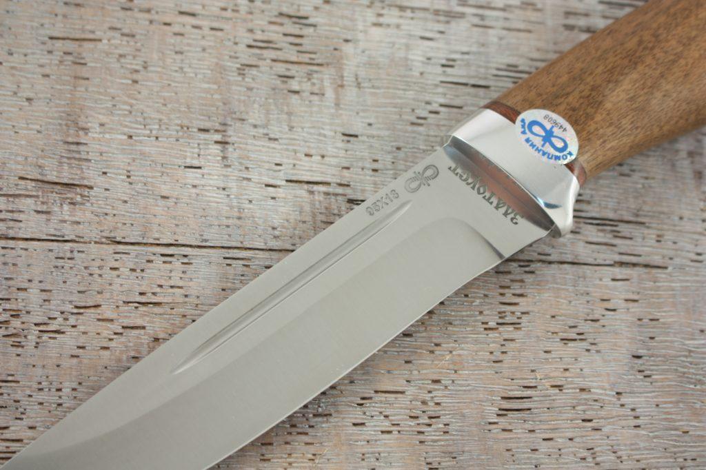 Нож «Бекас». Долы