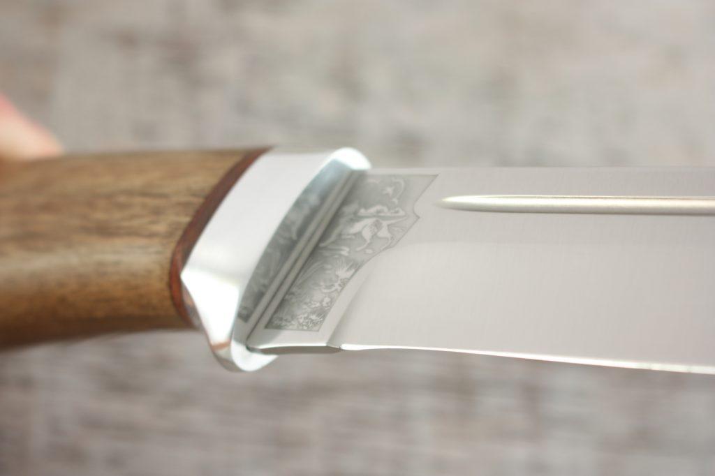 Клинок ножа «Бекас»