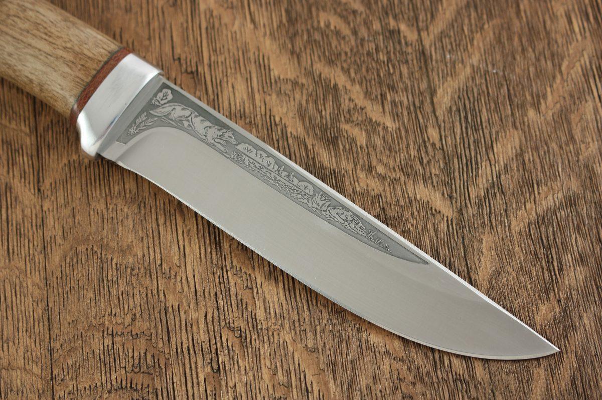 Почему нож Лиса так любят в Екатеринбурге?