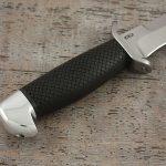 Милитари нож. Затыльник