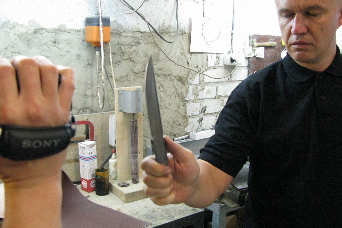 Ножи ЗЗОСС: подборка краш тестов