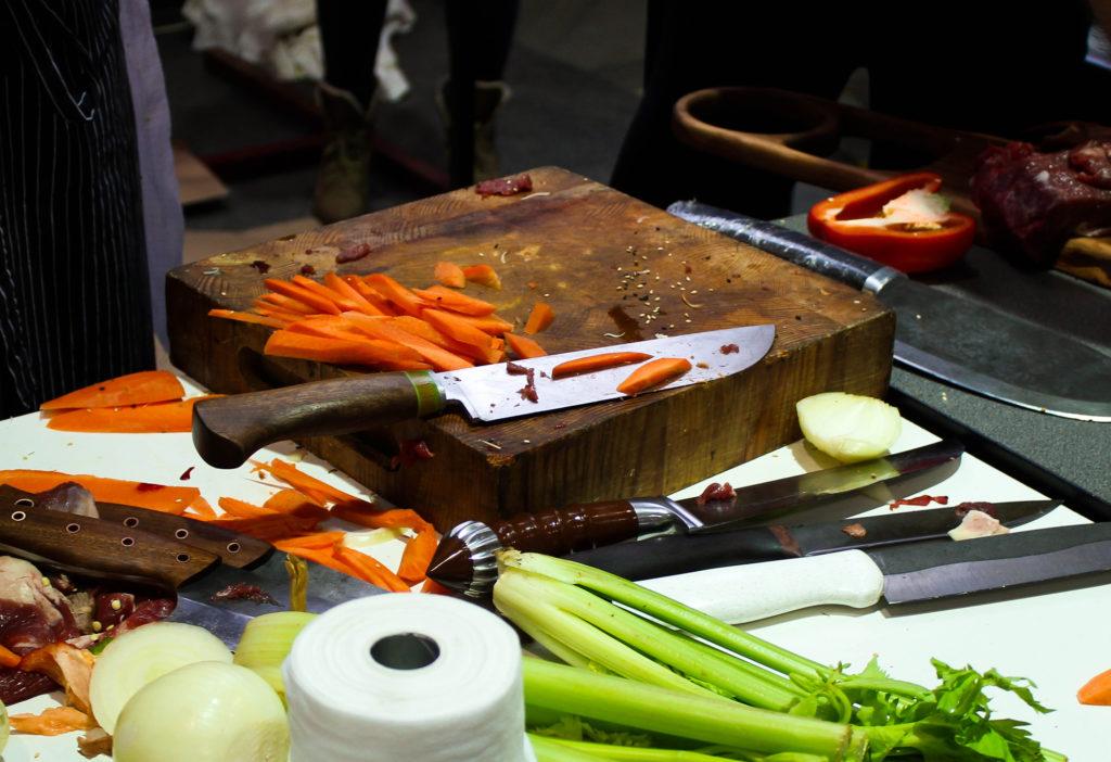 Профессиональный кухонный нож «Першерон»