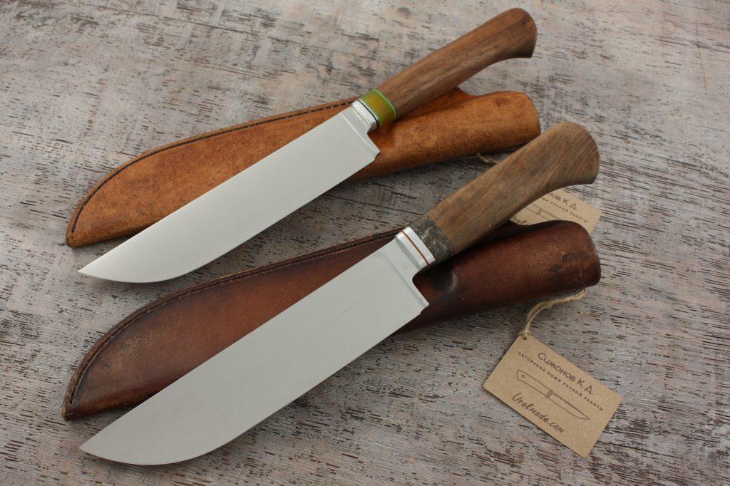 """Профессиональный кухонный нож """"Першерон"""""""