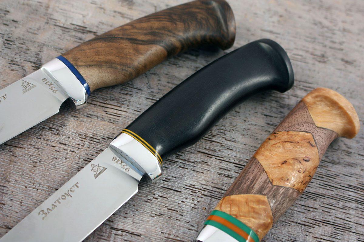 Ножи ЗИК: новые, острые, необычные