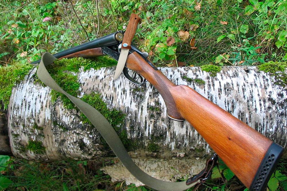 Охотничий нож Златоуст
