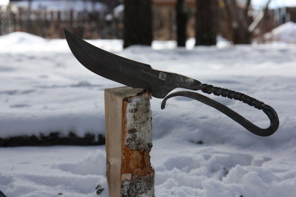 Деревенский нож - куябрик Лапшина