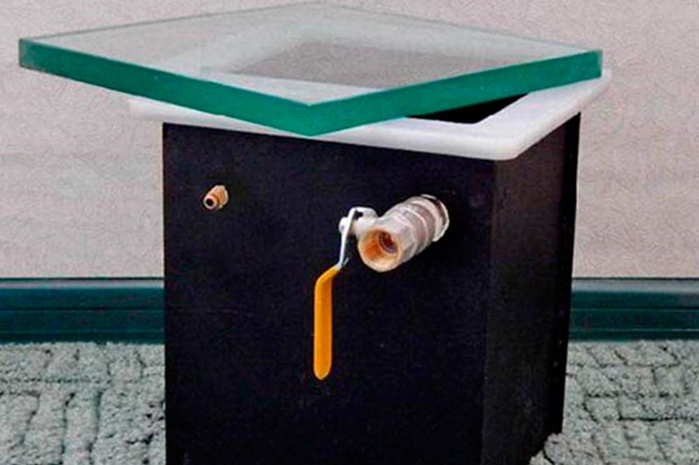 Оборудование для стабилизации древесины