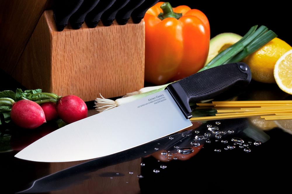 основы заточки ножа
