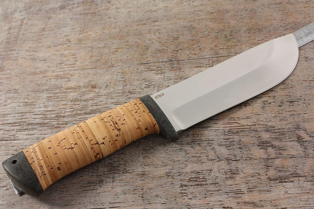 Нож «Толстяк» - общая длина