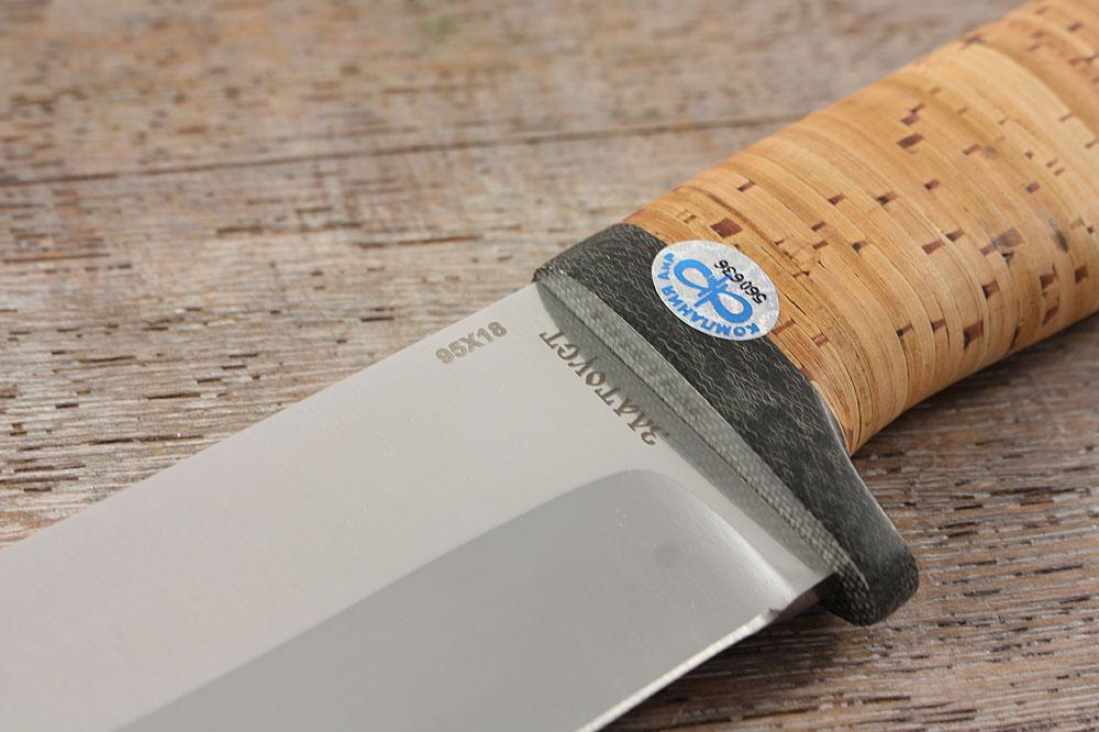 Нож «Толстяк» - варианты сталей клинка