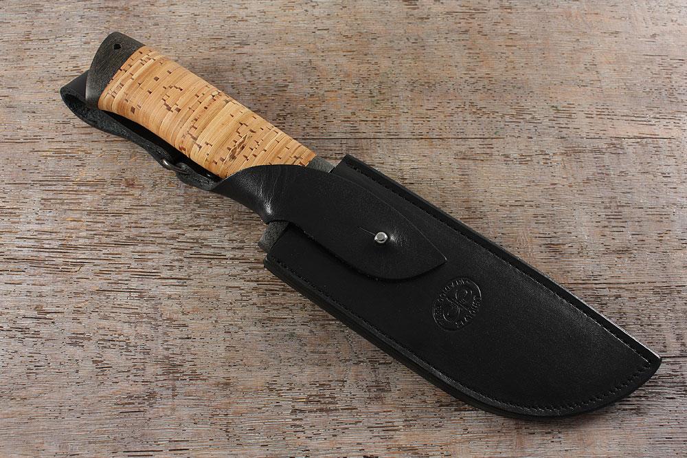 Нож «Толстяк» - конструкция ножен