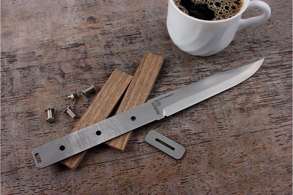 Изготовление ножей своими руками или «Как сделать нож за 30 минут и 1000 рублей?»